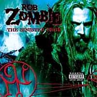 [Rob Zombie The Sinister Urge Album Cover]