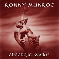 [Ronny Munroe Electric Wake Album Cover]