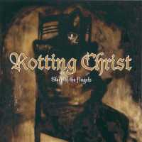 [Rotting Christ Sleep of the Angels Album Cover]