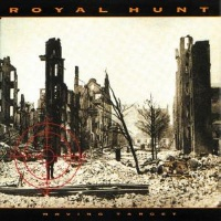 [Royal Hunt Moving Target Album Cover]