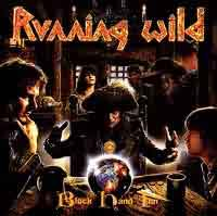 [Running Wild Black Hand Inn Album Cover]