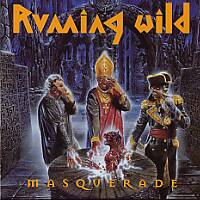 [Running Wild Masquerade Album Cover]