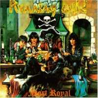 [Running Wild Port Royal Album Cover]