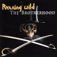 [Running Wild The Brotherhood Album Cover]