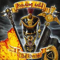 [Running Wild The Rivalry Album Cover]