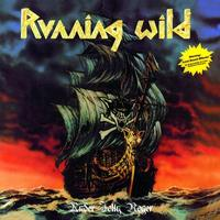 [Running Wild Under Jolly Roger Album Cover]