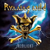 [Running Wild Resilient Album Cover]