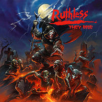 [Ruthless They Rise Album Cover]