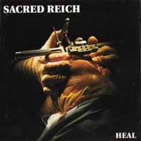 [Sacred Reich Heal Album Cover]