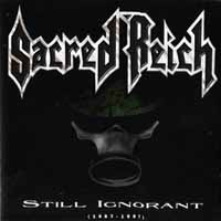 [Sacred Reich Still Ignorant (1987-1997) Live Album Cover]