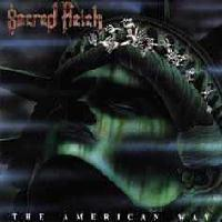 [Sacred Reich The American Way Album Cover]