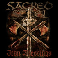 [Sacred Steel Iron Blessings Album Cover]