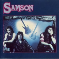 Samson Samson Album Cover