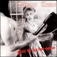 [Savage Grace After the Fall from Grace Album Cover]