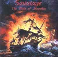 Savatage The Wake of Magellan Album Cover
