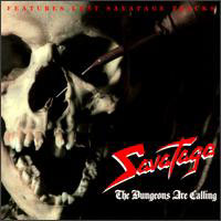 [Savatage The Dungeons Are Calling Album Cover]