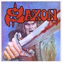 [Saxon Crusader Album Cover]