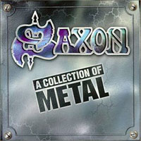 [Saxon A Collection of Metal Album Cover]