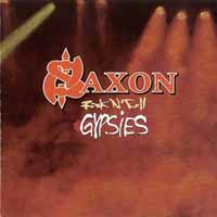 [Saxon Rock 'n' Roll Gypsies Album Cover]