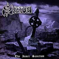 [Saxon The Inner Sanctum Album Cover]