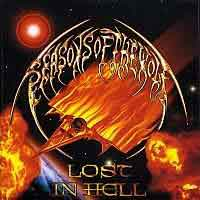 [Seasons of the Wolf Lost in Hell Album Cover]