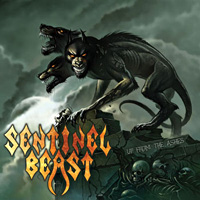 Sentinel Beast Up from the Ashes Album Cover