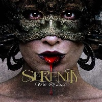 Serenity War of Ages Album Cover