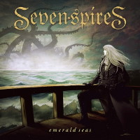 [Seven Spires Emerald Seas Album Cover]