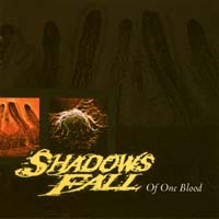 [Shadows Fall Of One Blood Album Cover]