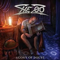 [Shezoo Agony of Doubt Album Cover]