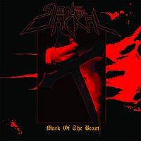 Sign Of The Jackal Mark of the Beast Album Cover