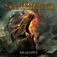 Sinbreed Shadows Album Cover
