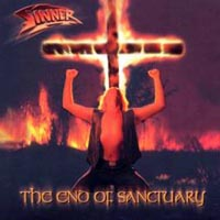 Sinner The End of Sanctuary Album Cover