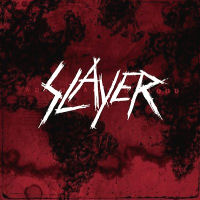 [Slayer World Painted Blood Album Cover]