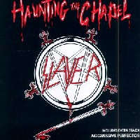 [Slayer Haunting The Chapel Album Cover]
