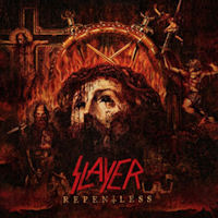 [Slayer Repentless Album Cover]