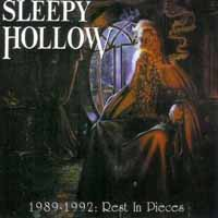 [Sleepy Hollow 1989-1992: Rest In Pieces Album Cover]