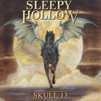 [Sleepy Hollow Skull 13 Album Cover]