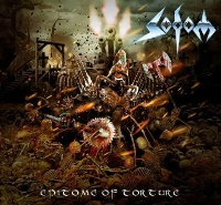 Sodom Epitome of Torture Album Cover