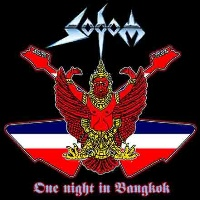 [Sodom One Night in Bangkok Album Cover]