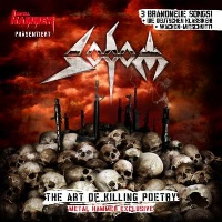[Sodom The Art of Killing Poetry Album Cover]