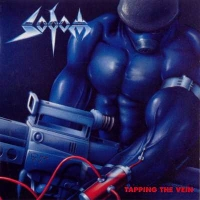 [Sodom Tapping The Vein Album Cover]