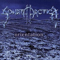 Sonata Arctica Orientation  Album Cover