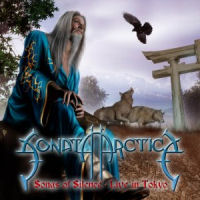 Sonata Arctica Songs Of Silence - Live In Tokyo Album Cover