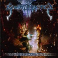 Sonata Arctica Winterheart's Guild Album Cover