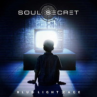 [Soul Secret Blue Light Cage Album Cover]
