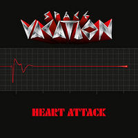 Space Vacation Heart Attack Album Cover