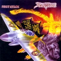 Spitfire First Attack Album Cover