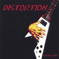 [Steve Cone Distortion Album Cover]