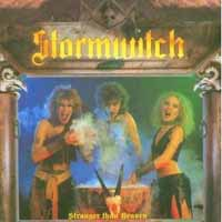 Stormwitch Stronger Than Heaven Album Cover